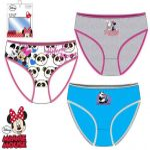 Disney Minnie gyerek fehérnemű, bugyi 3 darab/csomag 4/5 év