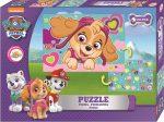 Mancs Őrjárat kétoldalas puzzle 24 db-os