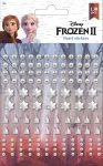 Disney Jégvarázs Matrica gyöngy 130 db-os szett