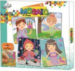 Hercegnők Mozaikos kreatív szett