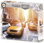 Városok (New York) puzzle 1000 db-os