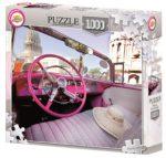 Városok puzzle 1000 db-os