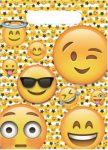 Emoji Ajándéktasak 10 db-os