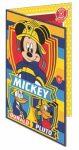 Disney Mickey Üdvözlőkártya+boríték 3D