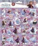 Disney Jégvarázs Pufi szivacs matrica 22 db-os szett