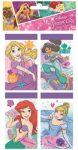 Disney Hercegnők Mini Notesz szett