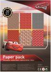 Disney Verdák origami papír
