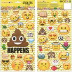 Emoji Matrica 2 ív