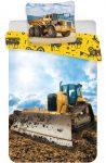 Construction, Építkezés Gyerek ágyneműhuzat 100×135cm, 40×60 cm