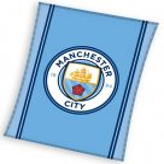 Polár takaró Manchester City FC 110*140cm