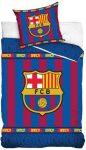 FCB, FC Barcelona ágyneműhuzat 140×200cm, 60x80 cm