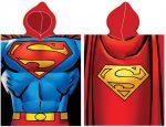 Superman strand törölköző poncsó 50*115cm