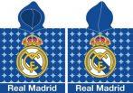 Real Madrid törölköző poncsó 55*115cm