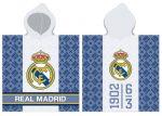 Real Madrid törölköző poncsó 60*120cm