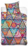 Colored Mandala ágyneműhuzat 140×200cm, 70×80 cm