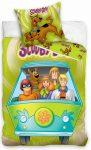 Ágyneműhuzat Scooby Doo 160×200cm, 70×80 cm