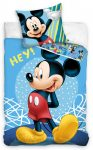 Disney Mickey ágyneműhuzat 160×200 cm, 70×80 cm