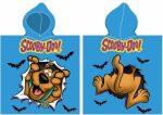 Scooby Doo strand törölköző poncsó 50*115cm
