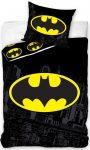 Batman ágyneműhuzat 140×200cm, 60×80 cm