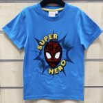 Pókember gyerek flitteres póló, felső 2-7 év