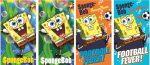 Kéztörlő arctörlő, törölköző SpongeBob, SpongyaBob 35*65cm