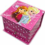 Disney Jégvarázs Ékszertartó doboz (1 fiókos) 11 cm