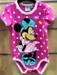 Baba body, kombidressz Disney Minnie (50-86)