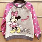 Disney Minnie Baba pulóver 6-23 hó