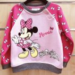 Baba pulóver Disney Minnie 6-23 hó