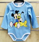 Baba body, kombidressz Disney Mickey 1-23 hó