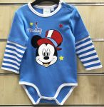 Disney Mickey Baba body, kombidressz 1-23 hó