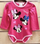 Baba body, kombidressz Disney Minnie 1-23 hó
