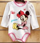 Disney Minnie Baba body, kombidressz 1-23 hó