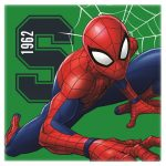Mágikus Kéztörlő arctörlő, törölköző Spiderman, Pókember 30*30cm