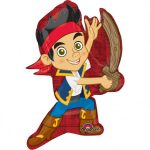 Disney Jake and the Never Land Pirates Mini fólia lufi