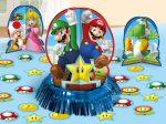 Super Mario Asztali dekoráció szett 23 db-os