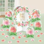 Floral Baby Asztali dekoráció szett