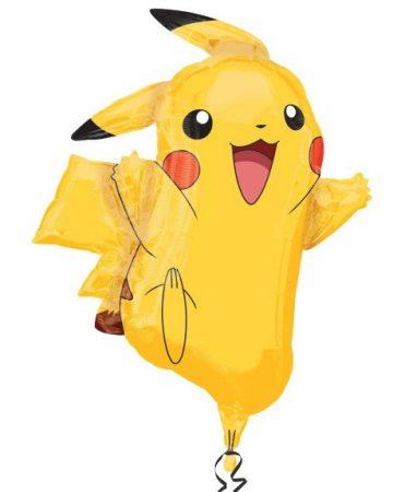 Pokémon Fólia lufi 78 cm