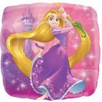 Disney Hercegnők Fólia lufi 43 cm