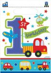 Első születésnap Ajándéktasak 8 db-os