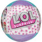 LOL Surprise Gömb fólia lufi 40 cm
