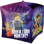 Lego Movie, Lego kaland Fólia lufi kocka 38 cm