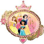Disney Hercegnők Fólia lufi 86 cm
