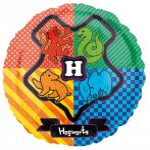 Harry Potter Hogwarts Fólia lufi 43 cm