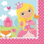 Woodland Princess, Erdei Hercegnő szalvéta 16 db-os 24,7*24,7 cm