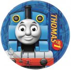 Thomas and Friends Papírtányér 8 db-os 18 cm