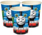 Thomas and Friends papír pohár 8 db-os 266 ml