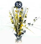 Asztaldísz Happy Birthday 18