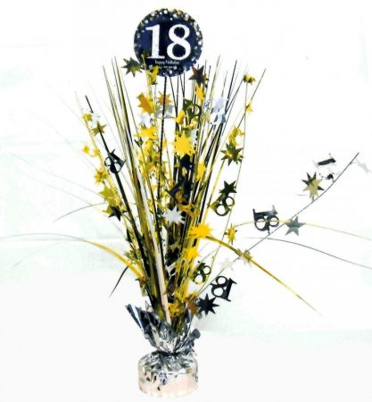 Happy Birthday asztaldísz 18