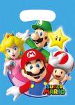 Super Mario Ajándéktasak 8 db-os